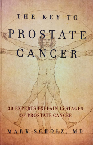 AUTHOR EVENT / BOOK SIGNING – The Key to Prostate Cancer